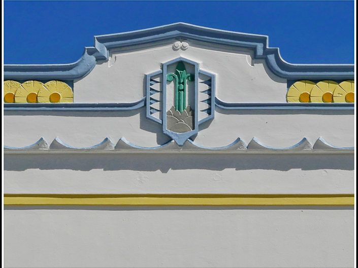 Art Deco Architecture, Napier, NZ